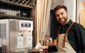 Acqua Alma bar Gruppo Celli