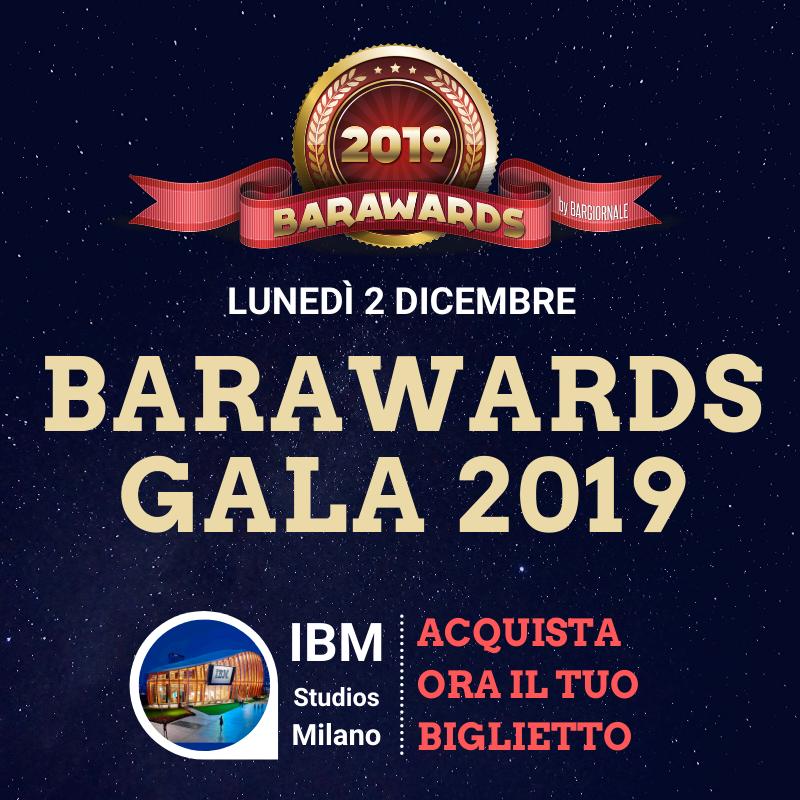 BARAWARDS GALA 2019