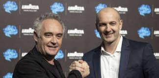 Ferran Adrià e lo chef di Condividere Federico Zanasi