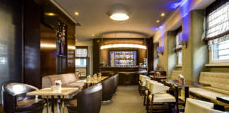 Blue Lounge Melià Genova