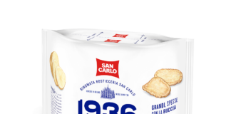 San Carlo patatine 1936 Il Cartoccio