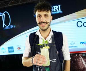 Simone Pifferi vincitore Cockt-Ail 2019