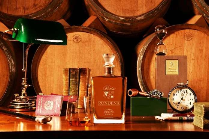 grappa Rondena Distillerie Berta