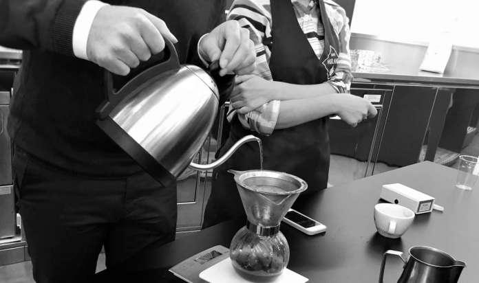 Altascuola Coffee Training Milani