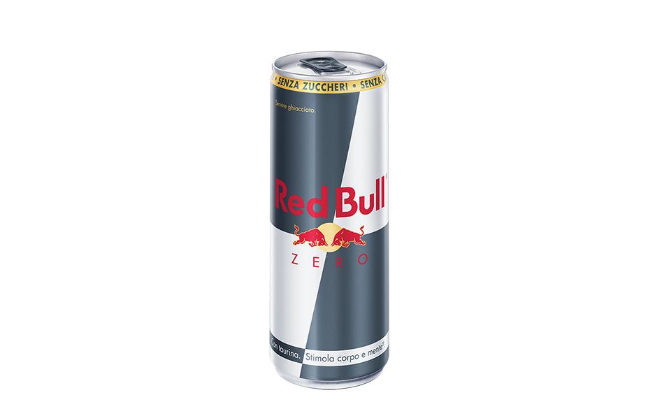 Red Bull si amplia, ha lanciato la Red Bull Zero