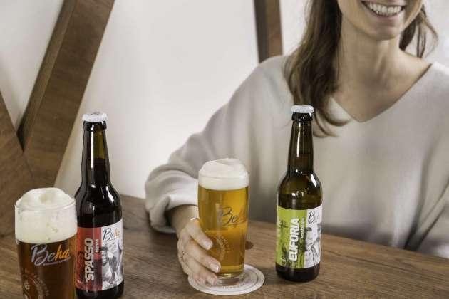 Birre Beha Spasso e Beha Euforia al brewpub Baldoria