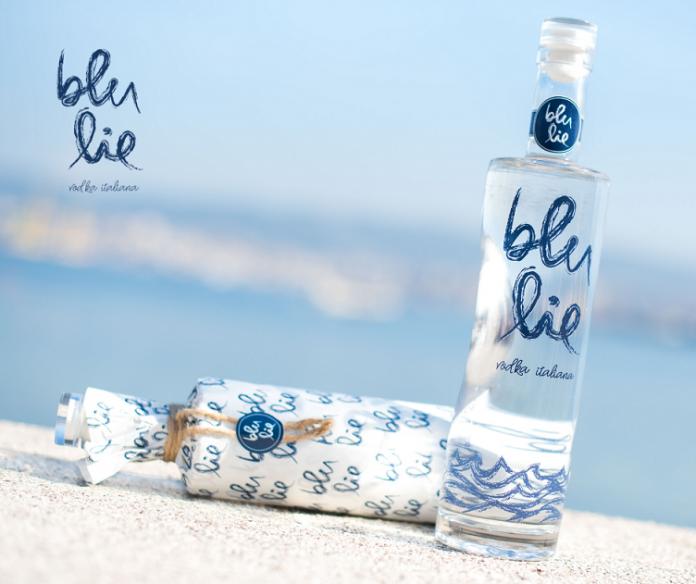 Blu Lie Vodka Italiana