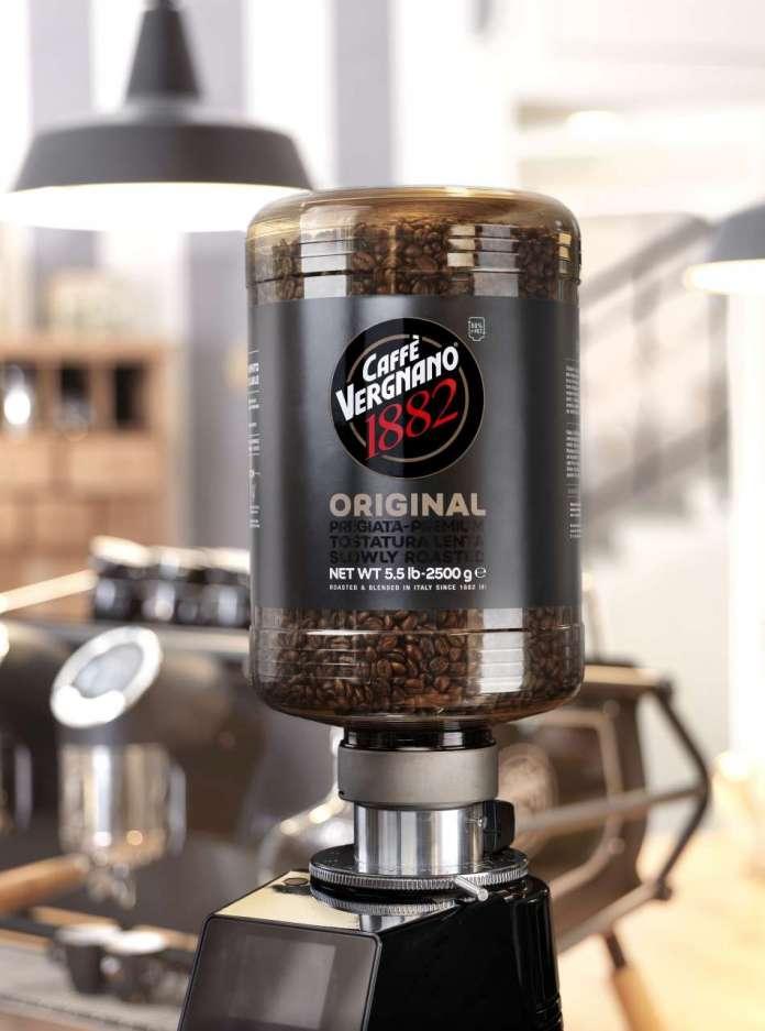 Il nuovo lattone di Caffè Vergnano