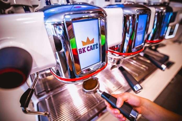 La M100 de La Cimbali al BK Café