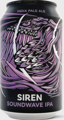 Siren Soundwave Ipa lattina 33 cl