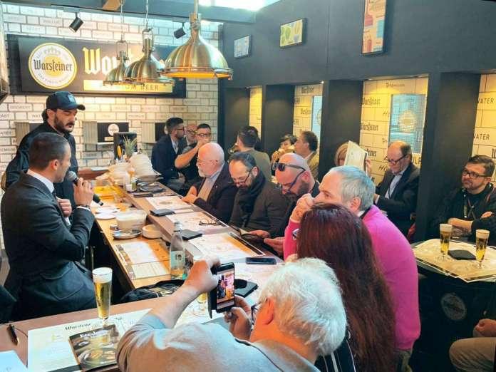 Warsteiner Concept Pub a Beer Attraction 2019