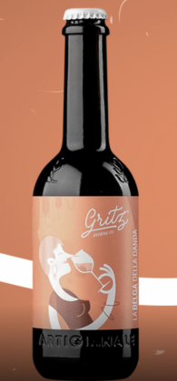 Gritz La Danda Belgian Ale Gluten Removed bott_33cl