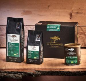 Alto Palomar certificato CSC de Le Piantagioni del Caffè