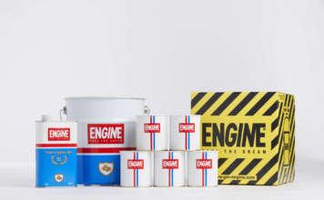 ENGINE kit Oil Inclusive