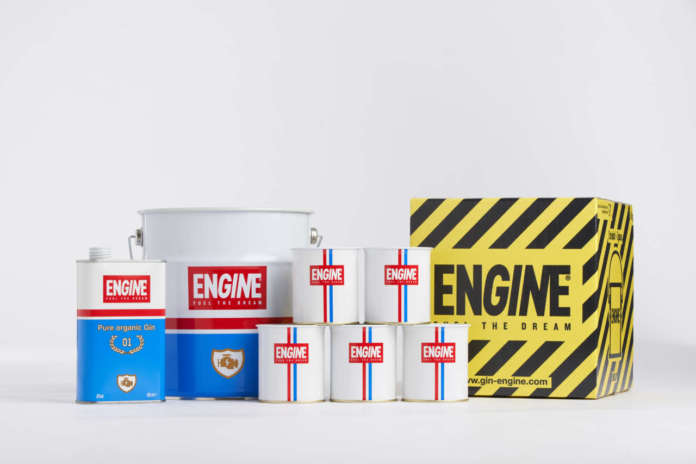 ENGINE kit Oil Inclusive