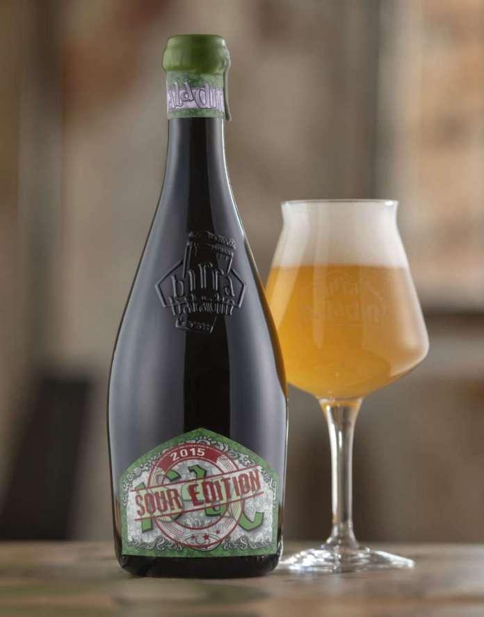 Bottiglia 75 cl di birra Isaac Sour 2015 Baladin
