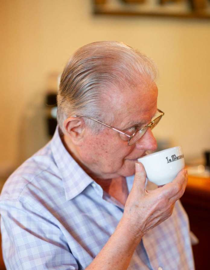 Piero Bambi è mancato all'età di 86 anni
