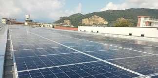 Trucillo, impianto fotovoltaico