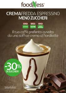 Crowner creme fredde Foodness