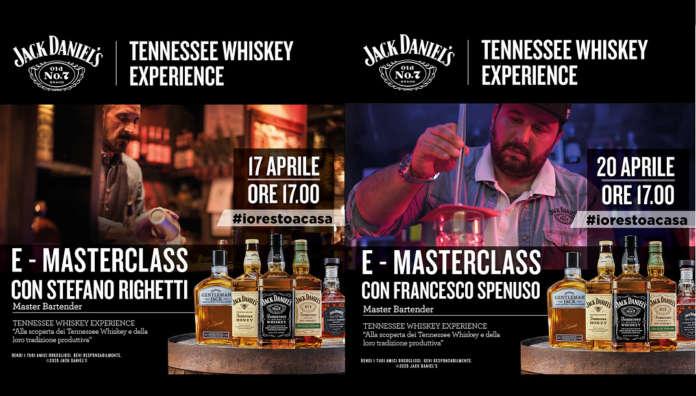 Jack Daniel's e-masterclass
