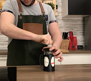 Montaggio del latte