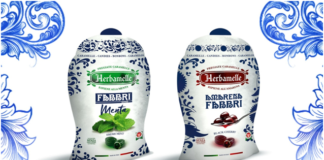 caramelle Fabbri 1905 Herbamelle
