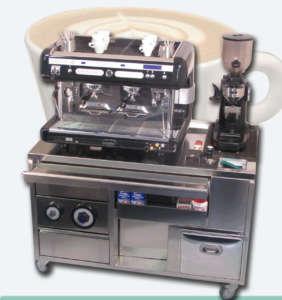 La Coffee Station di 9Bar