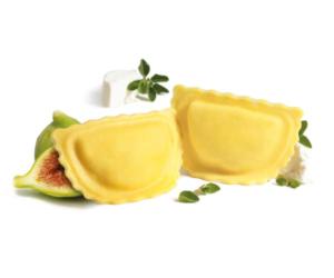 Sorrisi fichi e formaggio di capra Zini