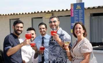 Baritalia ritorna nel 2020-2021 dopo il successo della stagione 2019 - foto Paolo Righi - tappa di Bari al Trampolino Beach Bar