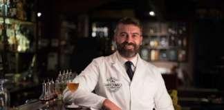 Alexander Frezza de L'Antiquario di Napoli ospite speciale di Baritalia Talks