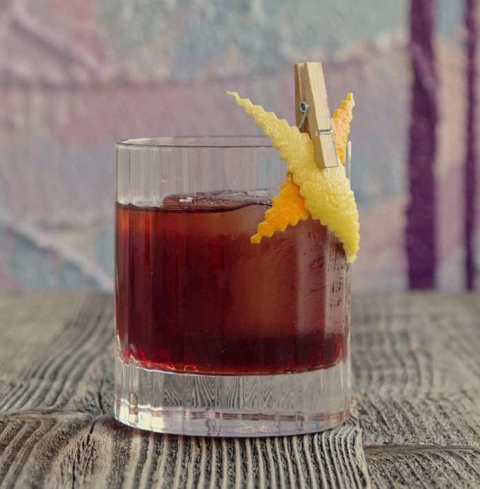 Cocktail Brew Americano