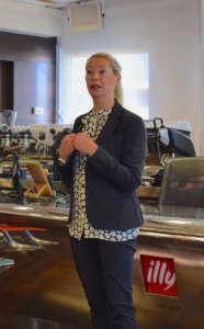Daria Illy, coffee culture director di illy