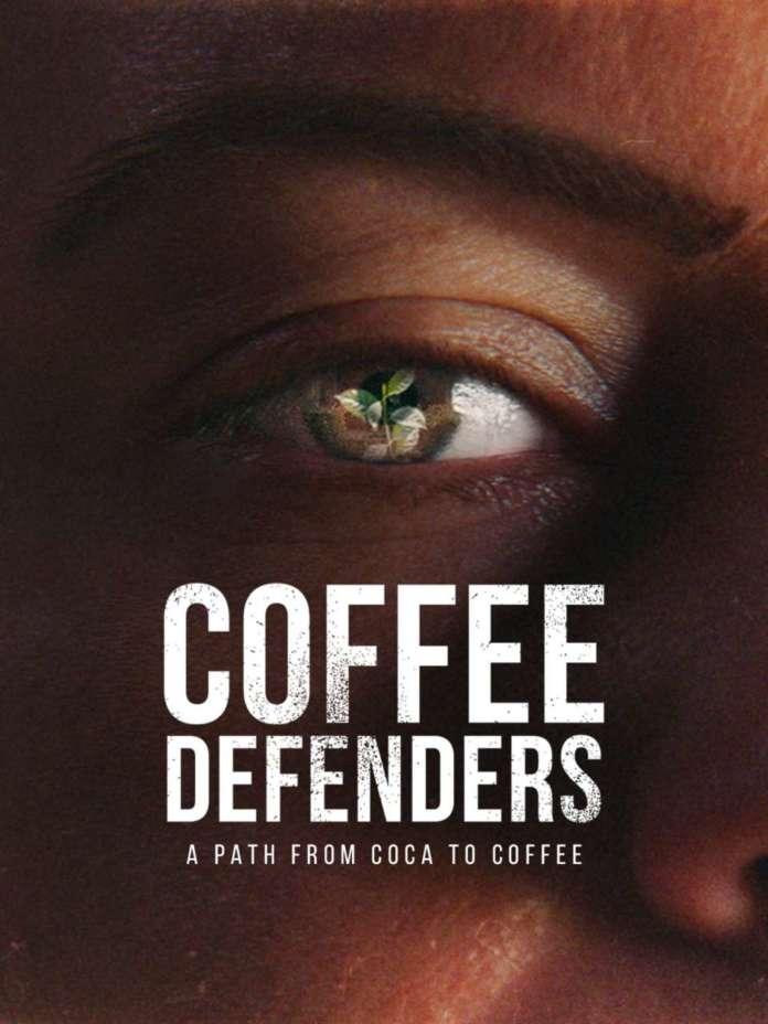 Locandina Coffee Defenders di Lavazza
