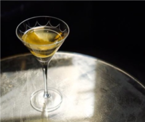 The Connaught's Simple Martini Cocktail
