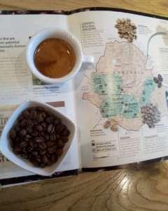 Un Harenna allo Jesi Caffè Coffee Shop