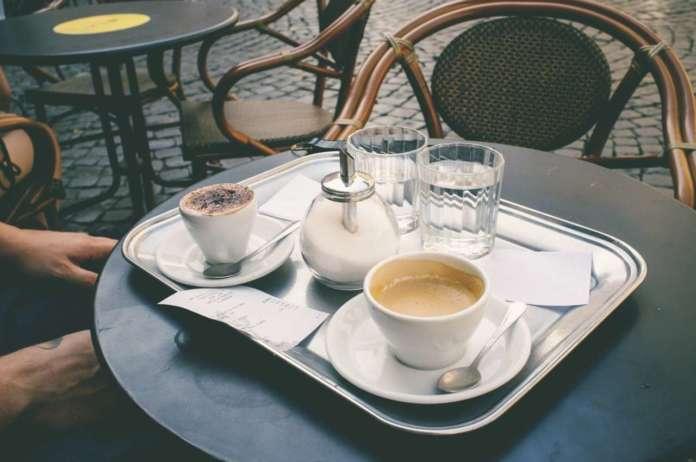 caffè colazione