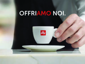 Offriamo noi, by illy