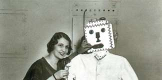 Cocktail Robot, 1933