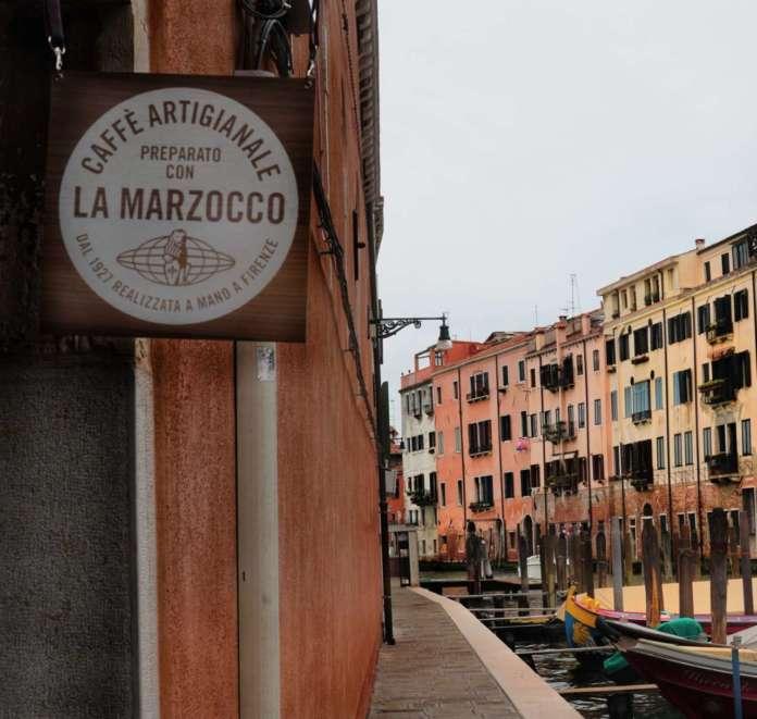 La Marzocco, Venezia