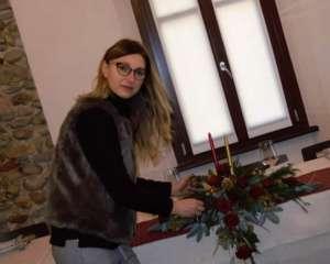 La titolare, Silvia Isvoranu