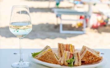 Chiosco Miraggio Club Sandwich originale vincitore