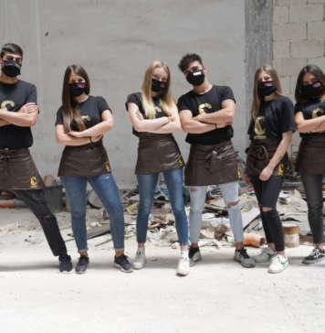 Bar staff del Cantiere di Lecce