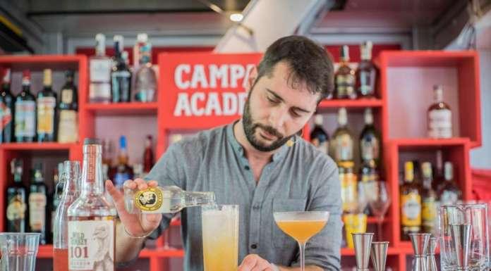 Luca Casale, Campari Academy Coordinator, presenta i suoi Easy Mix a Baritalia Talks