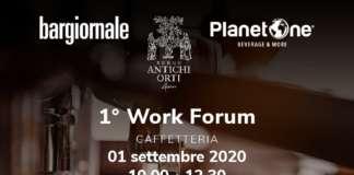 1° Work Forum Caffetteria