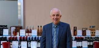 Bruno Pilzer, presidente Istituto tutela grappa del Trentino