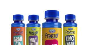 Derby Blue Freezer