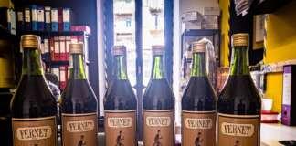Fernet bottiglia_Distillerie subalpine Affini