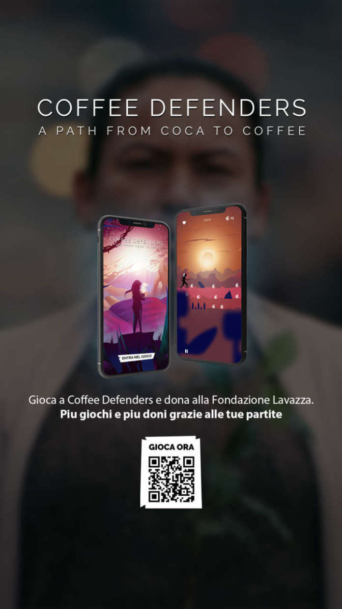 Lavazza Coffee Defenders game