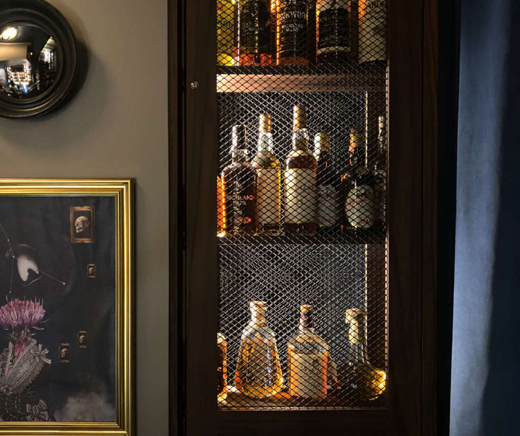 oro whisky bar