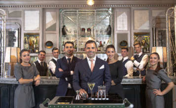 Ago Perrone e il team del Connaught Bar premiati con gli Spirited Awards della Tales of the Cocktail Foundation di New Orleans